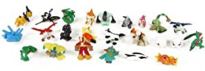 "Pokémon 24 Peice 1"" Mini PVC Action Figure Set"