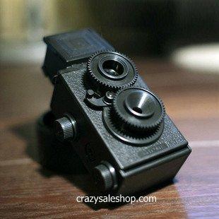 Classic 35 mm Lomo Camera Recesky TLR (GakkenFlex clone) DIY