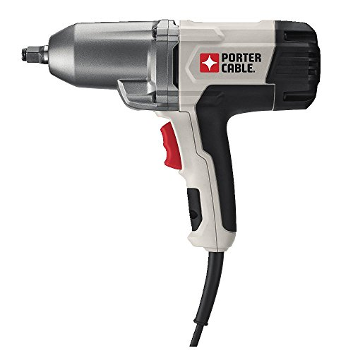 PORTER-CABLE PCE210 Impact Wrench with Hog Ring Anvil, 1/2-Inch (Heat Gun Black & Decker compare prices)