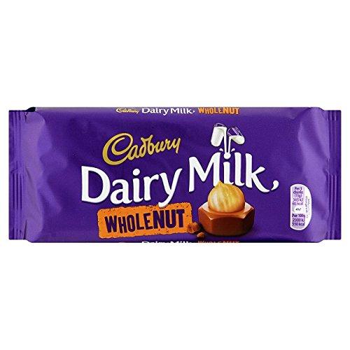 Cadbury-Dairy-Milk-Chocolate-Bar-noix-entire-120g-Pack-de-13-x-120g