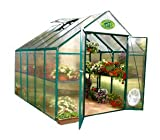 Search : Systems Trading EG45810 8- By 10-Foot Backyard Hobby Greenhouse, Green