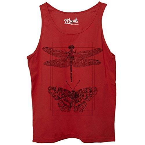 canotta-falena-libellula-mush-by-mush-dress-your-style-uomo-xl-rossa