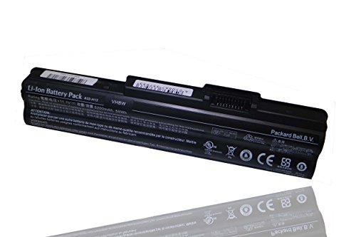 Batterie 4400mAh (10,8V) pour Gateway UC73, UC7300, UC7301, UC7301c, UC7308u, UC7309, UC7309c, UC7313i, UC78, UC7800, UC7803, UC7808C, UC7811c,etc...