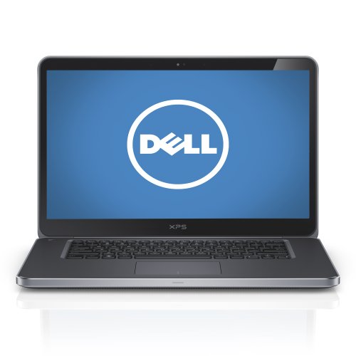 Dell Xps15-7363Slv 15.6-Inch Laptop (2.2 Ghz Intel I7-3632Qm Processor, 8Gb Dimm, 750Gb Hdd, 32Gb Ssd, Windows 8) Silver Anodized Aluminum