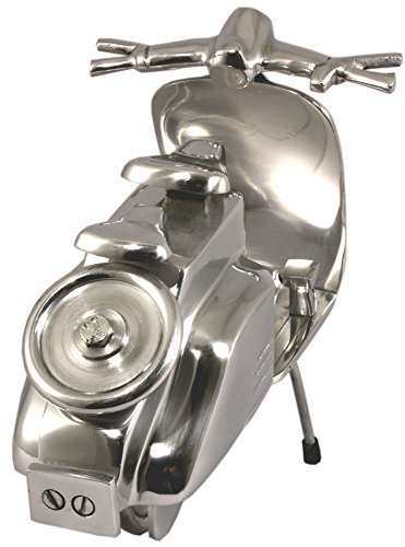 Cast Aluminium Retro Style Scooter Model