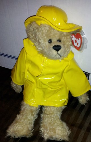 "TY Attic Treasure - GORDON the Bear (large approx. 10"")"