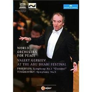 World Orchestra for Peace: Gergiev at Abu Dabhi Festival