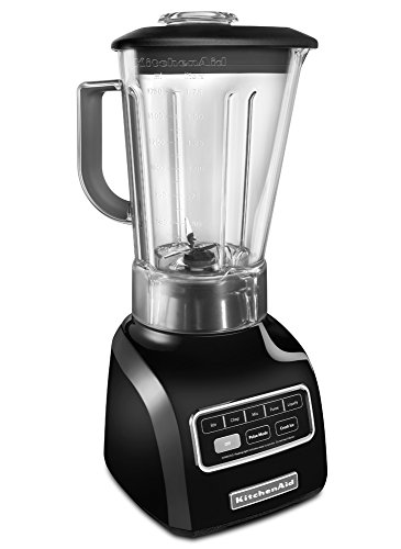 Kitchenaid Blender Black front-545449