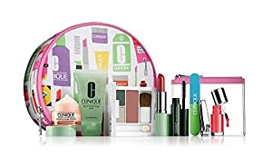 Clinique 2014 Spring Bloomingdales Deluxe 10 Pcs Skin Care & Makeup Gift Set (A $85 Value)