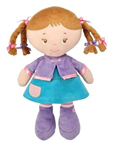 Baby Dolls: Maya Brunette Doll by Kids Preferred