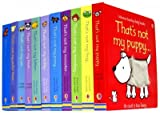 Fiona Watts - Thats Not My -Usborne Touchy-Feely 10 Books Collection RRP £59.90 (That's Not My Frog, That's Not My Pony, That's Not My Car, That's Not My Dragon..., That's Not My Polar Bear , That's Not My Bear, That's Not My Teddy , That's Not My Monste