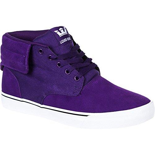 SUPRA Shoes PASSION, colore: viola/bianco, Viola (viola), 47.5