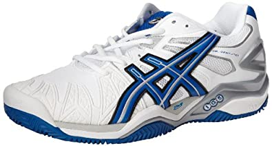 Buy ASICS Mens Gel-Resolution 5 Clay Court Tennis Shoe by ASICS