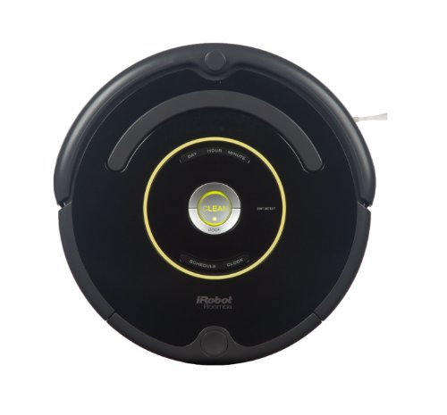 iRobot Roomba 650 Robotic Vacuum Cleaner (Roomba 655 Remote compare prices)