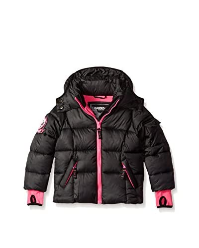 Hawke & Co Kid's Bubble Jacket with Hood