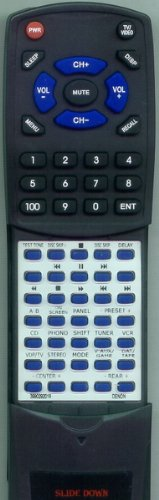 Denon Replacement Remote Control For Rc802, Avr70, 3990292019, Avr1200