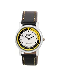 Zion Men's Watch ZW-376 With Card Wallet