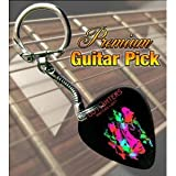 Foo Fighters Wasting Light Guitar Pick Keyring