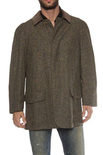 Paolo Sperotto Short Coat MELORAN Color: Olive<br />