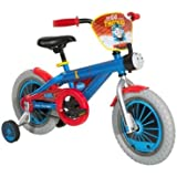Thomas The Train 8514-96TJ Boys Bike, 14-Inch, Blue/Red/Black