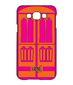 Masaba Pink Door - Sublime Case for Samsung E7