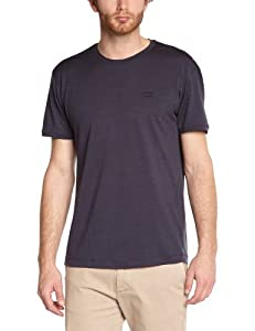Icebreaker Men's Tech T Lite T-Shirt, Stealth, Small