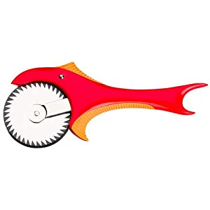 Animal House Piranha Pizza Cutter