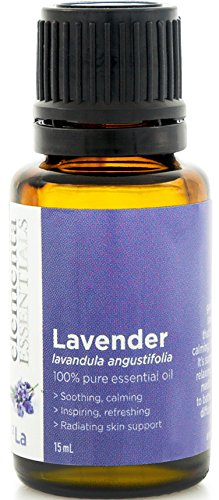 Pure Lavender 100% Therapeutic Grade Essential Oil Natural Healing Solution - Bottled in certified USA facility. (Comparable to DoTerra & Young Living)