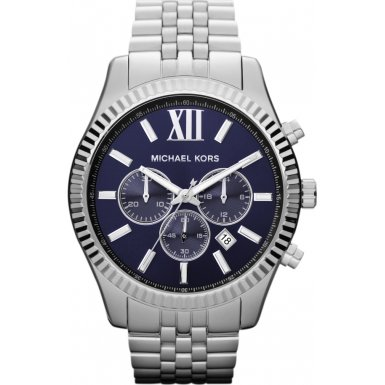 Michael Kors MK8280 Mens Chronograph Silver Watch