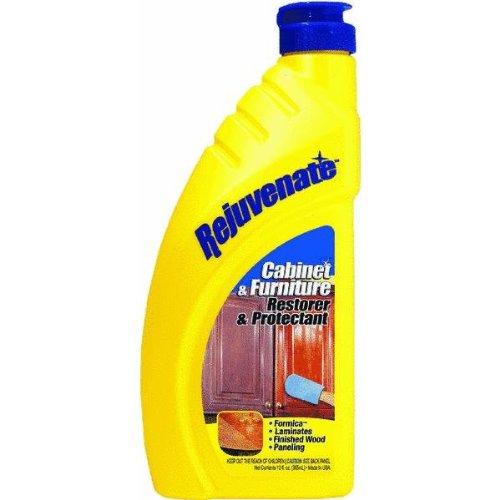 Rejuvenate Cabinet and Furniture Restorer and Protectant (12 oz)