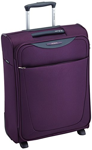 Samsonite Base Hits Upright 55/20 Bagaglio a mano, 55 cm, 39 L, Viola (Viola)
