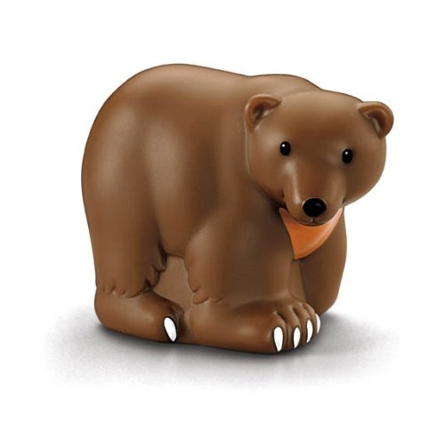 Fisher Price Little People Zoo Talkers - Bear