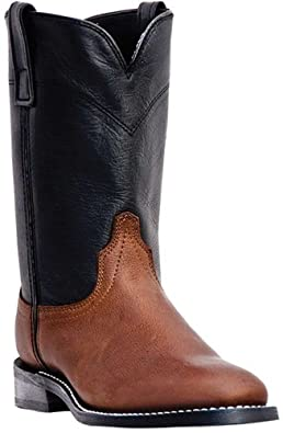 Laredo Men's Roper Work Boot Brown 9 EE 9 EE US
