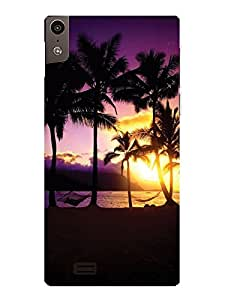 TREECASE Designer Printed Hard Back Case Cover For Gionee Elife S 5.5