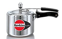 Hawkins Classic Aluminum 3.0 Litre Pressure Cooker
