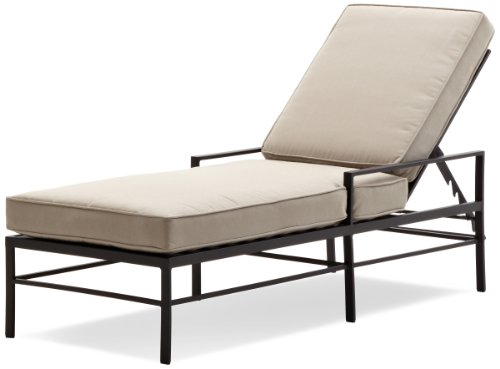 Strathwood Rhodes Chaise Lounge Chair