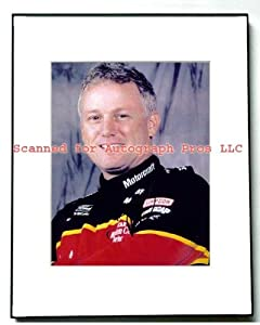 Ricky Rudd Signed Photo - UACC RD - Autographed NASCAR Photos by Sports Memorabilia