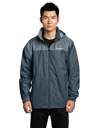 Low Price Columbia Men's Glennaker Lake Rain Jacket