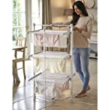 Lakeland Dry-Soon Electric 3-Tier Heated Clothes Airer (Costs Less than 5p an Hour!)