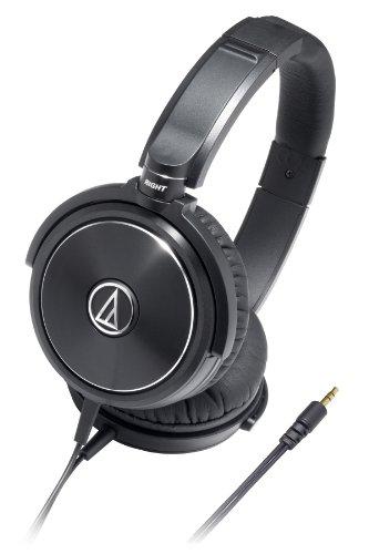 audio-technica SOLID BASS ポータブルヘッドホン ATH-WS99