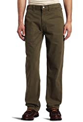 Carhartt Men's Washed Twill Dungaree Relaxed Fit