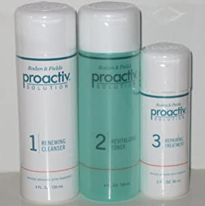 Proactiv Solution 3pc Micro-Crystal 60 Day Acne Treatment Kit