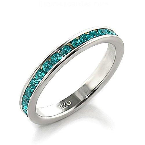 Jewelry - Emerald Swarovski Ring SZ 10