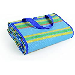 """Camco 42805 60"""" x 78"""" Handy Mat with Strap"""