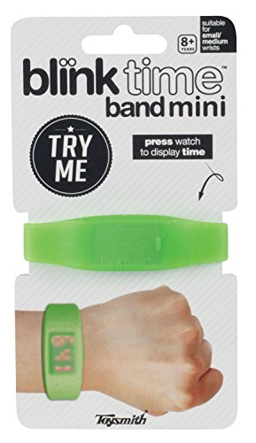 Toysmith Blink Time Band Mini Playset