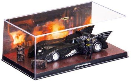 Batman - Batmobile from Batman the Movie 1990's 1:43 scale model
