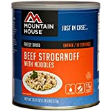 Mountain House, Beef Stroganoff