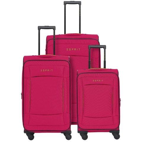 Esprit trolley colors set of 3 pink 16400 Pink
