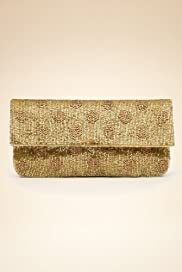 Dotty Bugle Clutch Bag [T83-0782C-S]
