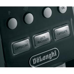 DeLonghi Gran Dama Digital Control Buttons